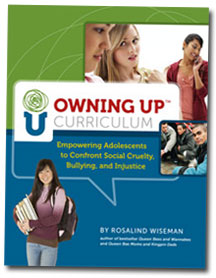 Image: Owning Up Curriculum