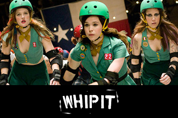 Roller Derby Whip it Movie Roller Derby Whip it Movie