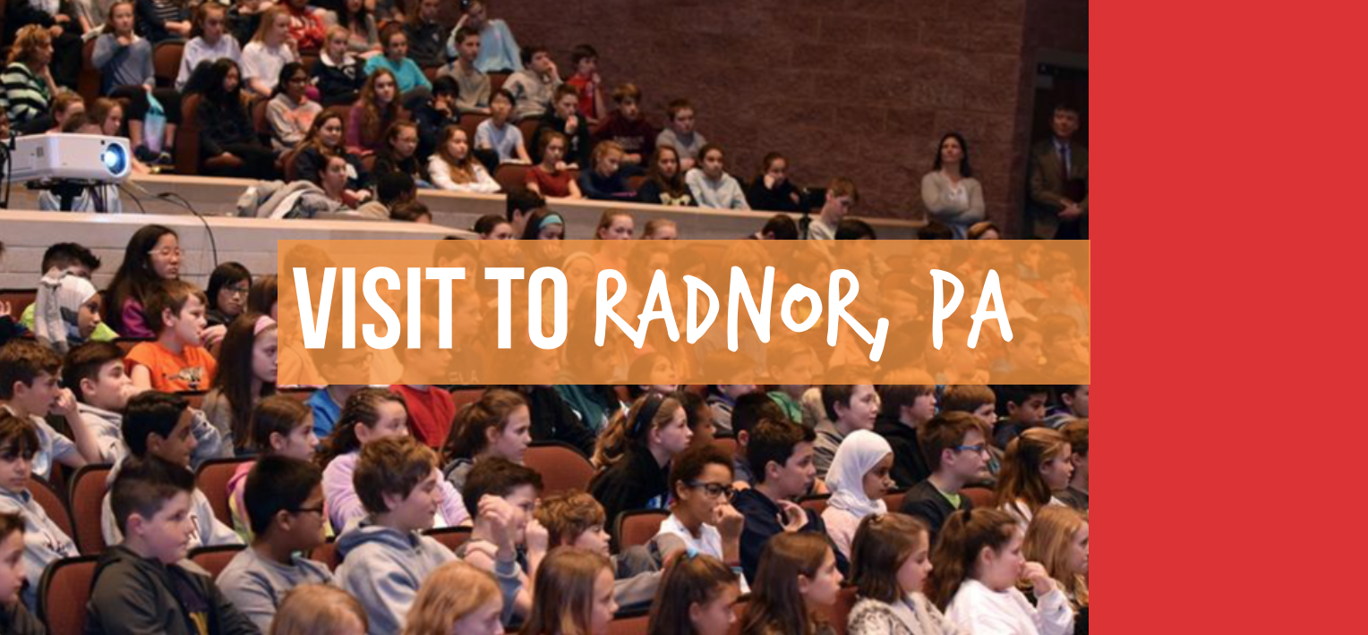 teens in for radnor pa events